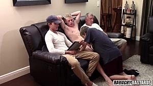 Papa and everything His straighty chums liquor up and Eat Cum XXX Videos