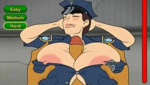 Meet N' Fuck: Officer Juggs: Thanksgiving Parade (Full Version) (1080p) HD